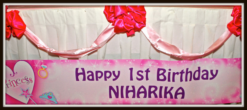 Kavita First Birthday