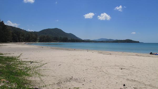 Kaw Kwang Beach, Koh Lanta - usually deserted