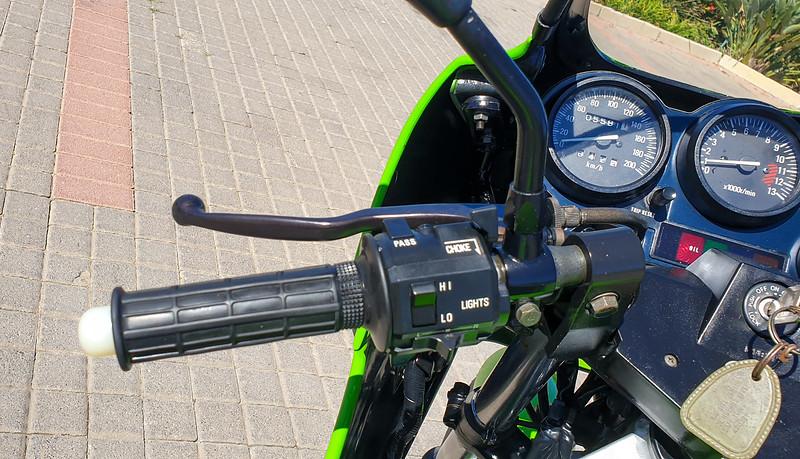 Kawasaki KR250 -  (17)