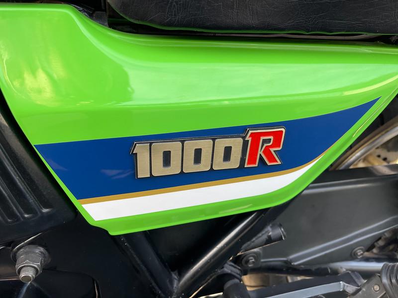 Kawasaki KZ1000 ELR -  (1)