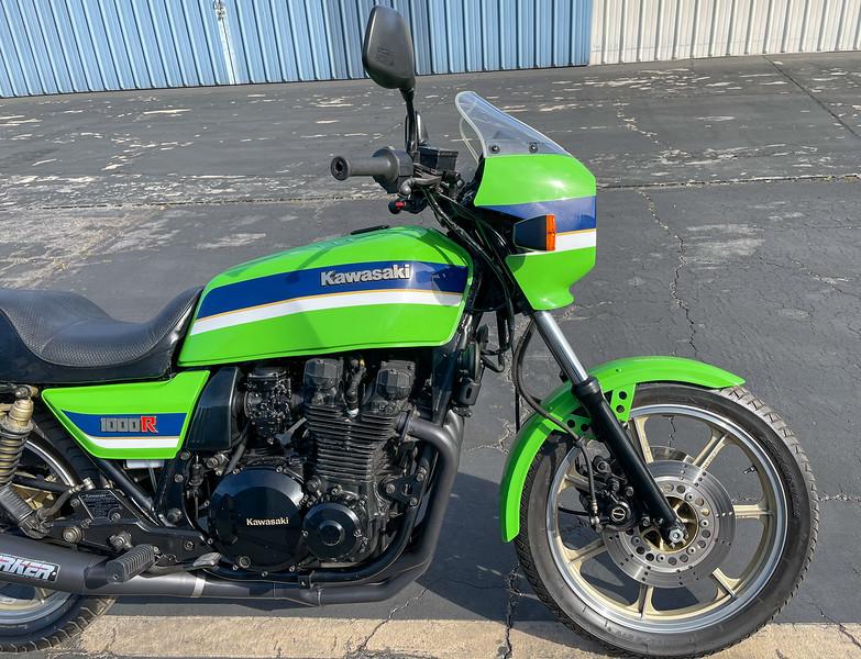 Kawasaki KZ1000 ELR -  (10)