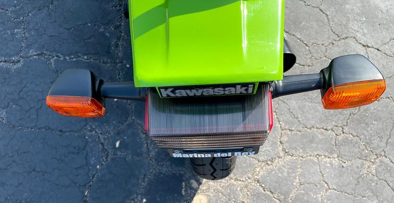 Kawasaki KZ1000J -  (116)