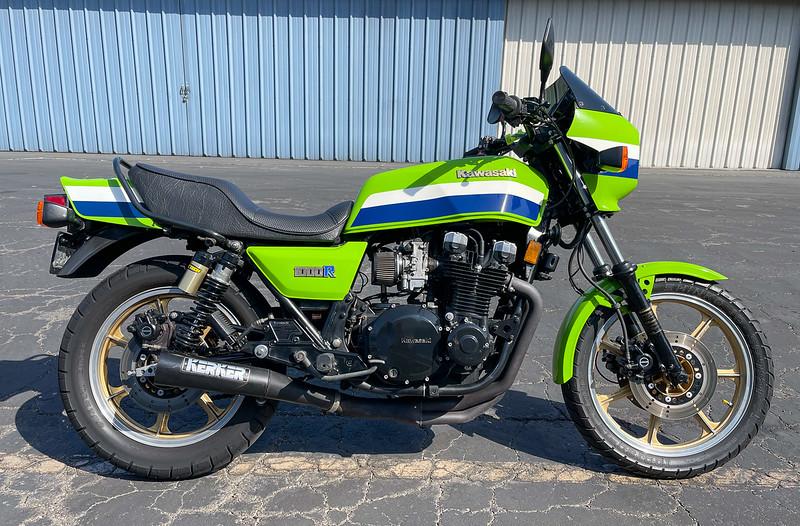 Kawasaki KZ1000J -  (114)