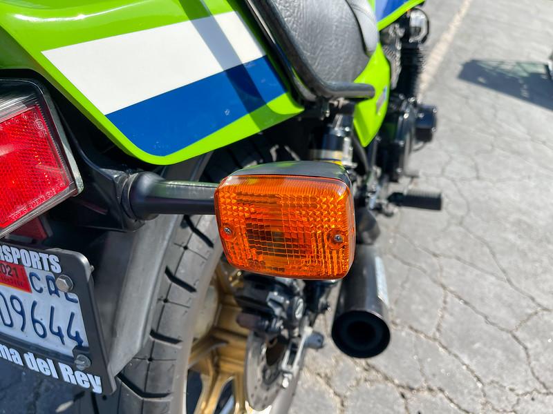 Kawasaki KZ1000J -  (106)