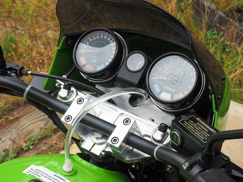 Kawasaki KZ1000R S1 Tribute -  (20)