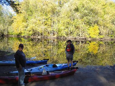 Concord River, Concord to Billerica