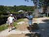 Kayak 062102 09 Bud Checking the GPS
