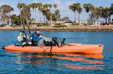 Kayak Fishing #19