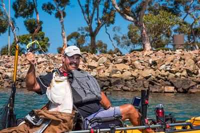 Kayak Fishing #3