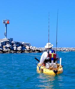 Kayak Fishing #24