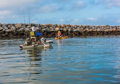 Kayak Fishing #13