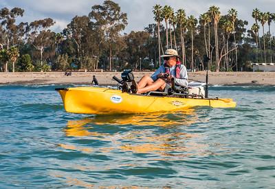 Kayak Fishing #17