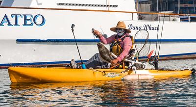 Kayak Fishing #11