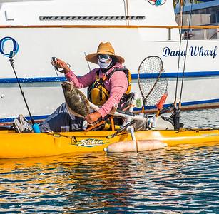 Kayak Fishing #12
