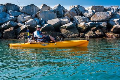 Kayak Fishing #21