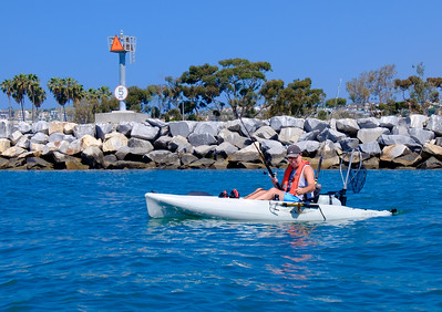 Kayak Fishing #25