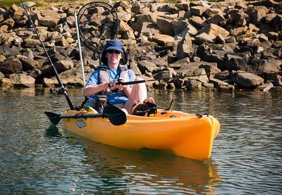 Kayak Fising #10
