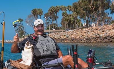 Kayak Fishing #4