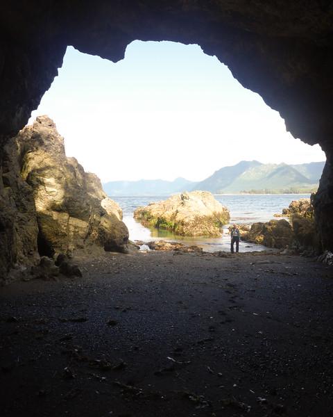 arch on Spring Island