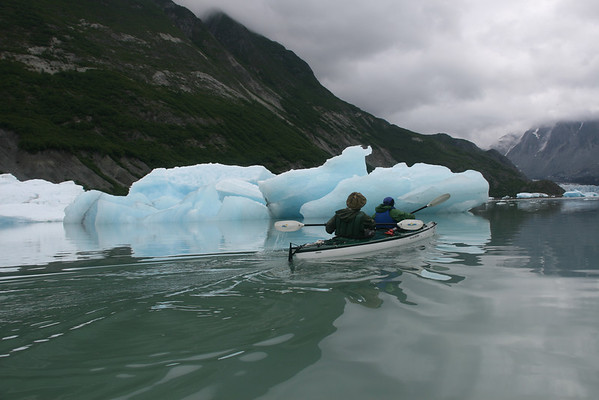 Glacier Bay Kayak 2009