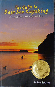 We used an excellent guidebook, written by Dave Eckardt and published in 2008. It pointed out good camping places as well as areas more susceptible to tidal influences and wind.