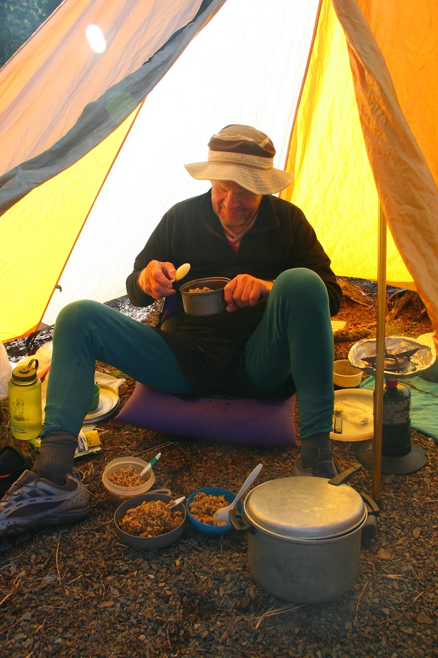 The cooking tent was great for stopping the wind and providing a & Prince William Sound Kayak 2014 - Adventureplus