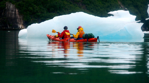 Tracy Arm Kayak 2010