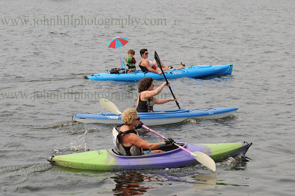 Kayak, Barbeque and Blues Festival