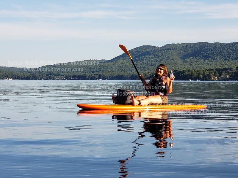 Tuesday Night Kayak