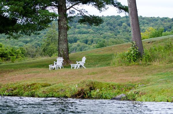 Kayaking on Silver Lake