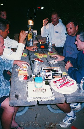 Cigars, tequila, and poker.
