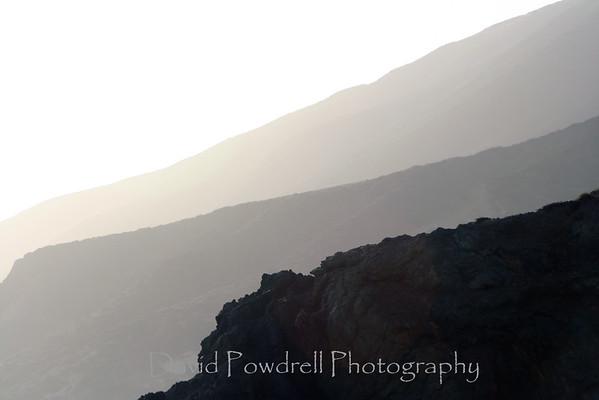 Point Sal sunset