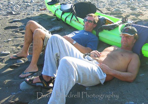 Phil and Derek
