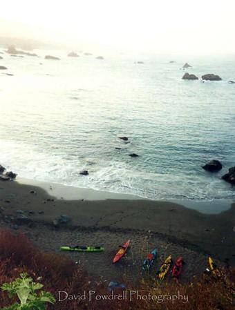 Duncan's Landing, near San Francisco