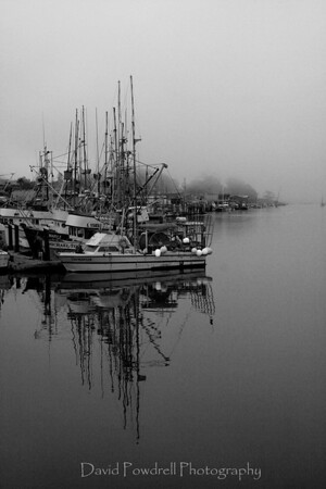 Reflections on Morro Bay.