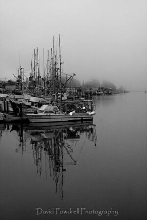 Reflections on Morro Bay.