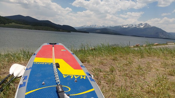 Kayaking Colorado Family Trip 2017