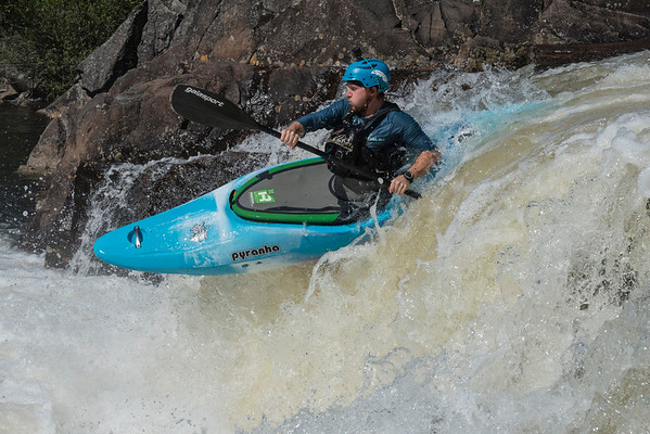 Kayaking - Whitewater 2016