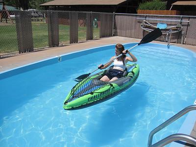 Inflatable Kayaks - 6/12/2013