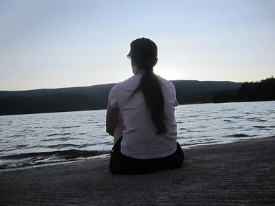 Johnson Reservoir, Fishlake NF UT - 7/2/2013