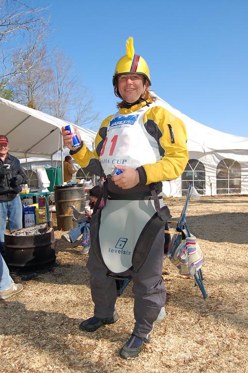 2007 Mulberry Kayaking Races