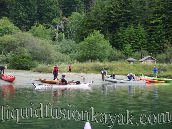 Big River Walk & Paddle 6.5.2010
