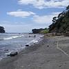 Landing Beach Opposite Goat Island