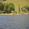 The Duck a combination of bus and boat Lake Okareka