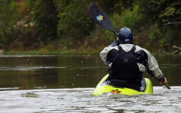 2012-10-07 Great Miami River Paddle