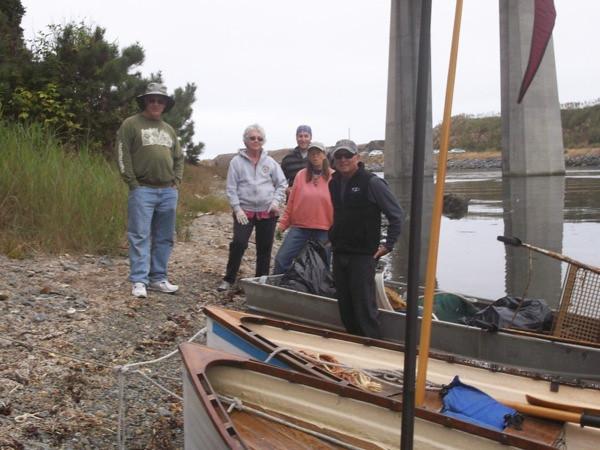 California Coastal Cleanup Day 2012