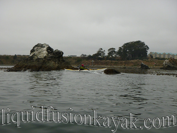 Sterling Sea Kayak Demo 9.20.2012