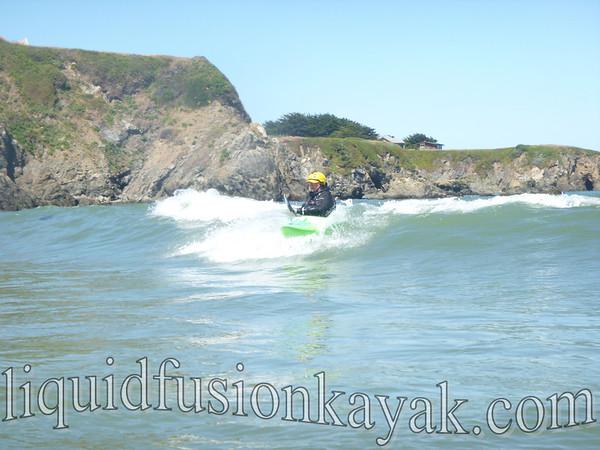 Kayak Surf Class 7.1.2012