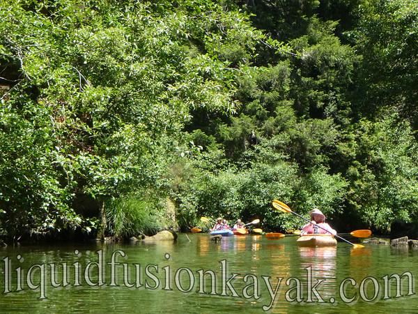 Tracks to Kayaks 6.18.2012