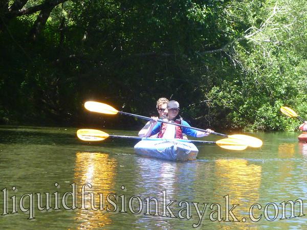 Tracks to Kayaks 6.19.2012
